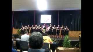 St Josephs school kapa haka amazing performance Hawera New Zealand