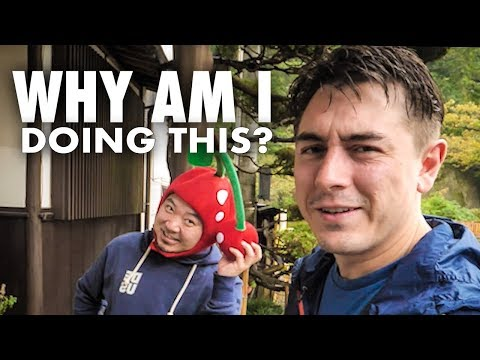 Why Im Cycling Across Japan