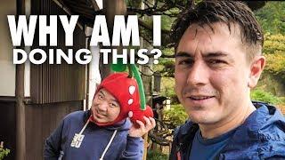 Why I'm Cycling 2000km Across Japan