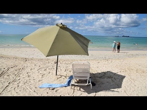 Fort James Beach Antigua DIY Excursion (4K)