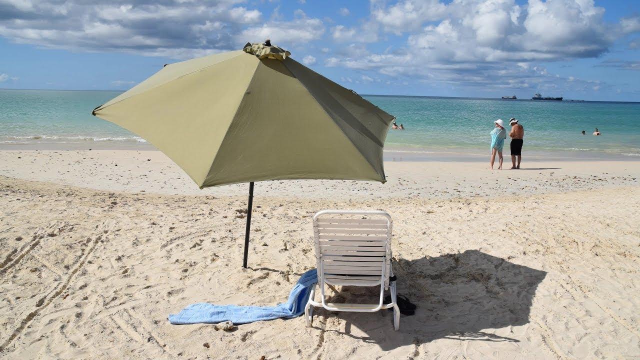 Fort James Beach Antigua Diy Excursion 4k