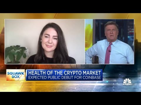 Crypto strategist on how Coinbase's debut validates cryptocurrencies