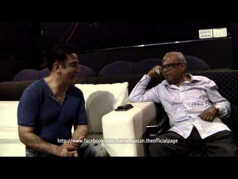 K.Balachander Sir Praises Ulaganayagan Kamal Haasan After Watching Vishwaroopam Excerpts