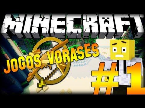 Minecraft - Jogos Vorazes - Não há Escapatória!