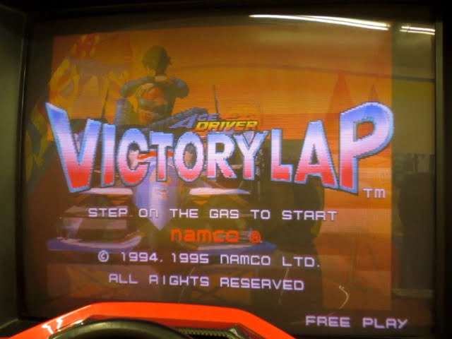 [Ace Driver Victory Lap] Full Playthrough - Win the All 3 Courses [Real Arcade]