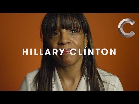 Hillary Clinton   Black Women   One Word