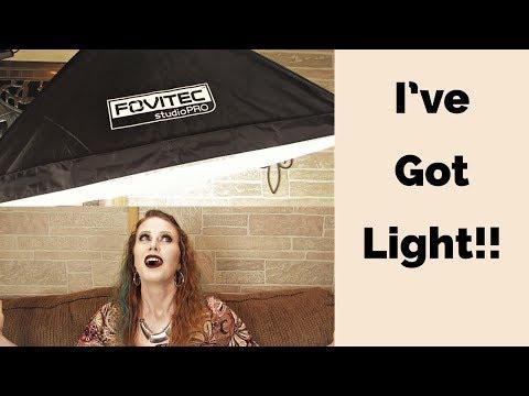 Fovitec StudioPro 2500W Softbox Lighting Kit Review