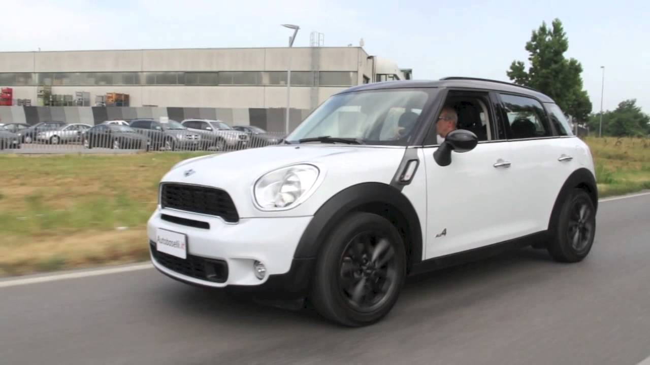 mini cooper s countryman all4 youtube. Black Bedroom Furniture Sets. Home Design Ideas