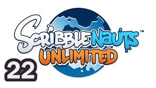"Scribblenauts Unlimited Ep. 22 ""Camelcase Oasis"" - w/ TrunksWD"