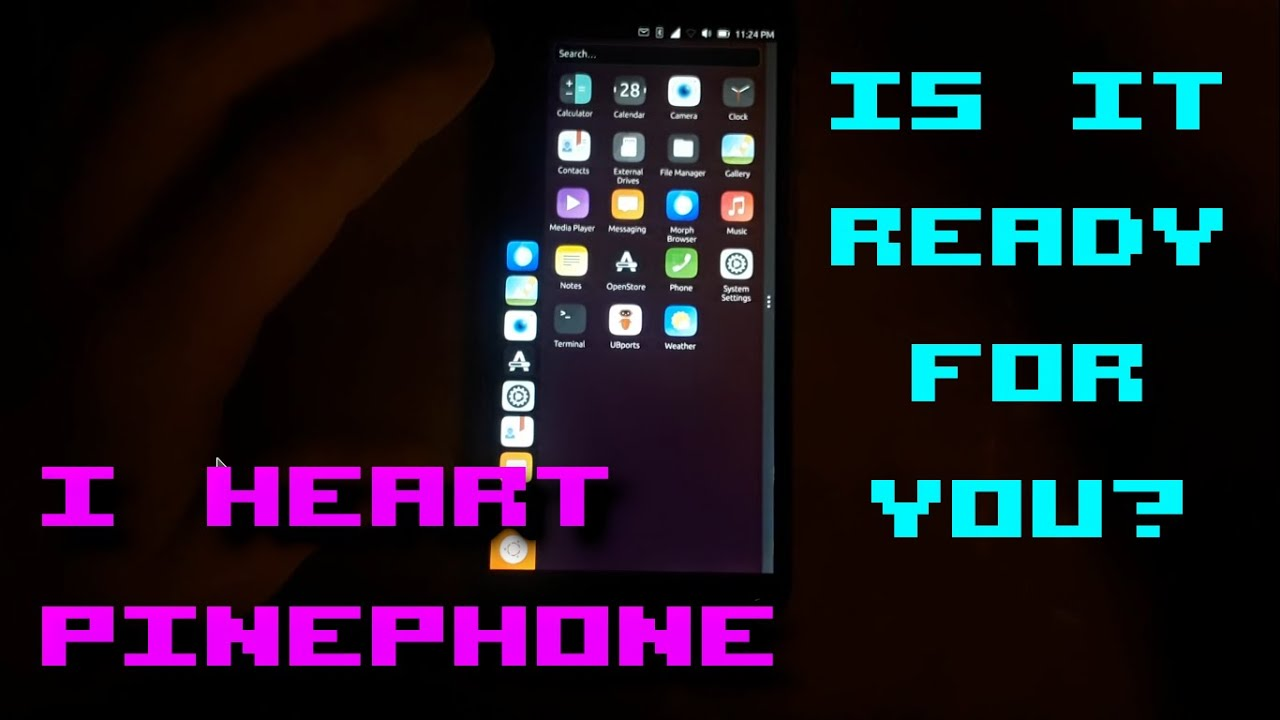 Download Dear Newbz: Are You Ready For A Pinephone? Depends.