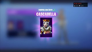 THE * NEW * OF FORTNITE TODAY DECEMBER 20! THE RETURN OF THE * NUTCRACKERS * AND... CASCABELLA?