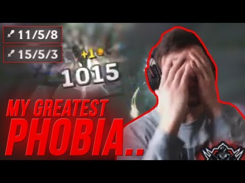 LL Stylish - MY GREATEST PHOBIA - UNRANKED TO CHALLENGER