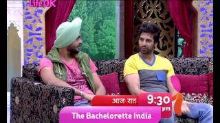 Vinay Jhamb in The Bachelorette India  Top 5