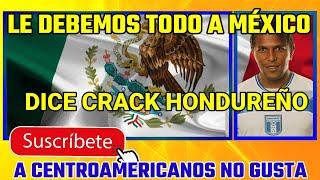 HONDUREÑO DICE QUE MÉXICO LO ENSEÑÓ A JUGAR