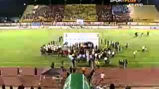 Aragua FC 0-0 UAM (Copa Venezuela 2007) (Partido de Vuelta)