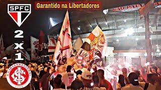 Gambar cover Garantido na Libertadores | São Paulo 2x1 Internacional
