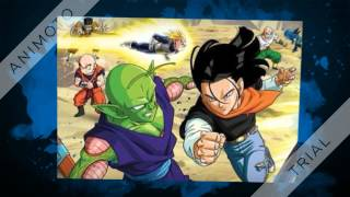 Android 17 tribute