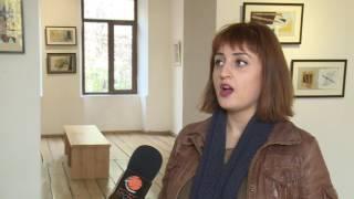 Արվեստը՝ պայքարի միջոց  տեղի ունեցավ Սիրանուշ Աղաջանյանի կոլաժների ցուցահանդեսը