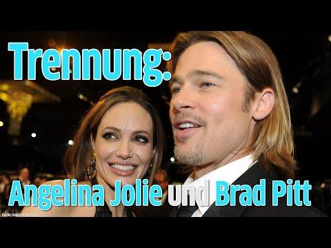 Alles aus! Angelina Jolie reicht die Scheidung von Brad Pitt ein