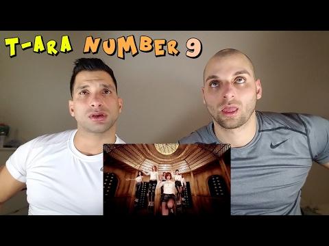 T-ARA - Number Nine [REACTION]
