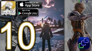 MOBIUS Final Fantasy Android iOS Walkthrough   Part 10   Valley of Trials Mage's Walk