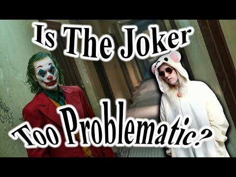 The Hero's Journey, The Villain's Journey, and the Joker
