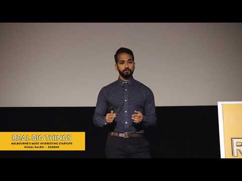Melbourne Startups: Genetic inequality – Kunal Kalro at Real Big Things #20