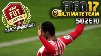 FIFA 17 ULTIMATE TEAM ⚽ S02E10 • DAILY KNOCKOUT TURNIER