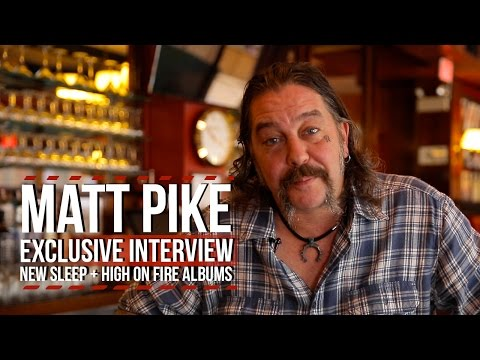 Matt Pike: The Challenges of Writing New Sleep + High on Fire Albums