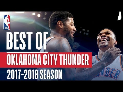 Best of Oklahoma City Thunder | 2017-2018 NBA Season