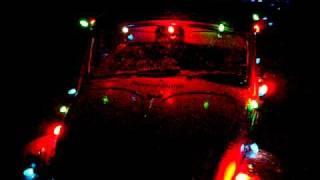 1968 VW Convertible at Christmas