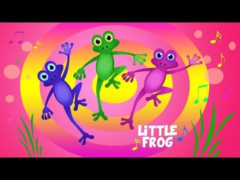 LITTLE FROG SONG | Sweet Tuti Bebek Şarkıları | Çizgi Film Çocuk Şarkıları | İNGİLİZCE | ENGLISH