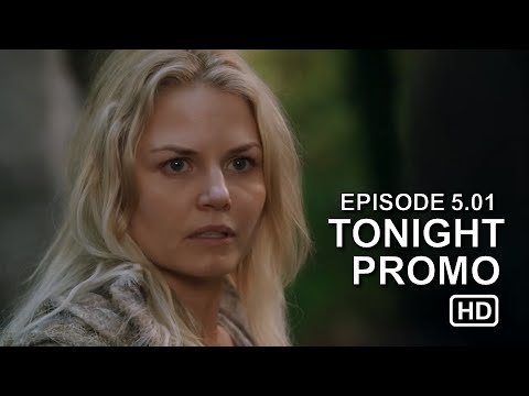 """Download Once Upon a Time 5x01 Tonight Promo """"The Dark Swan"""" [HD]"""