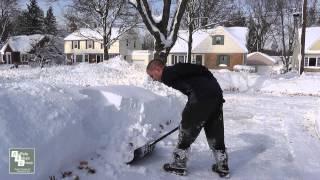 Shoveling Snow Without Injurying Your Back | Buffalo Rehab Group
