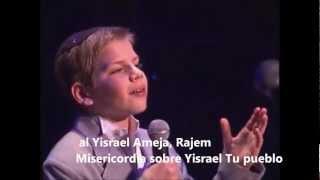 Rajem Misericordia/Mordechai Shapiro-Yaakov Shwekey/Subtitulos בֶּן-יוֹסֵף דָוִד DBY