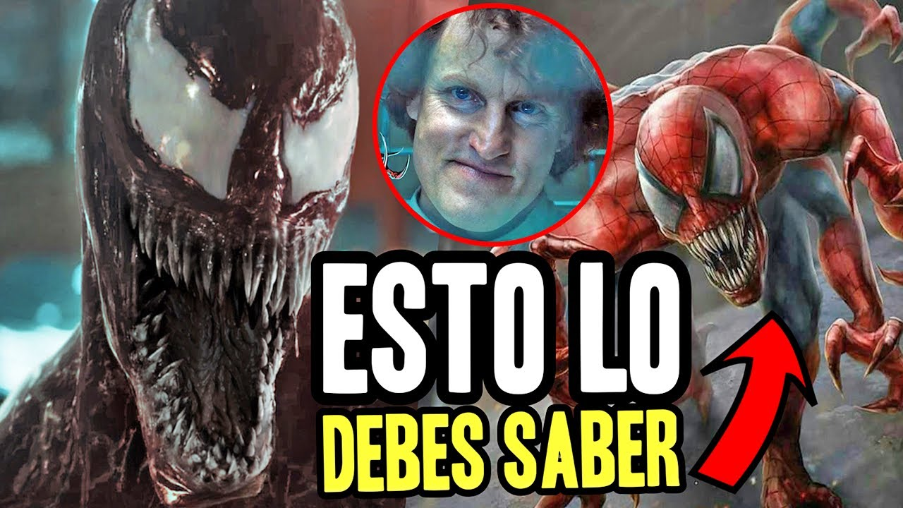Download QUE ASCO: Carnage en Venom 2 hará cosas horribles! 7 peores actos Cletus Kasady