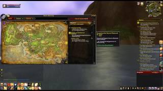 How to get Bag of Herbs Nagrand Treasure WoW