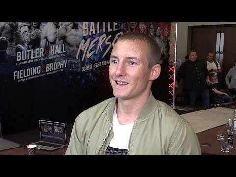Paul Butler Interview On Signing With Matchroom Boxing