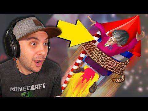 I Turned Hello Neighbor's Sister Into a FIREWORK!   Scary Teacher 3D