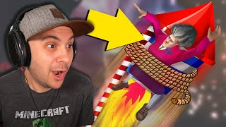I Turned Hello Neighbor's Sister Into a FIREWORK! | Scary Teacher 3D