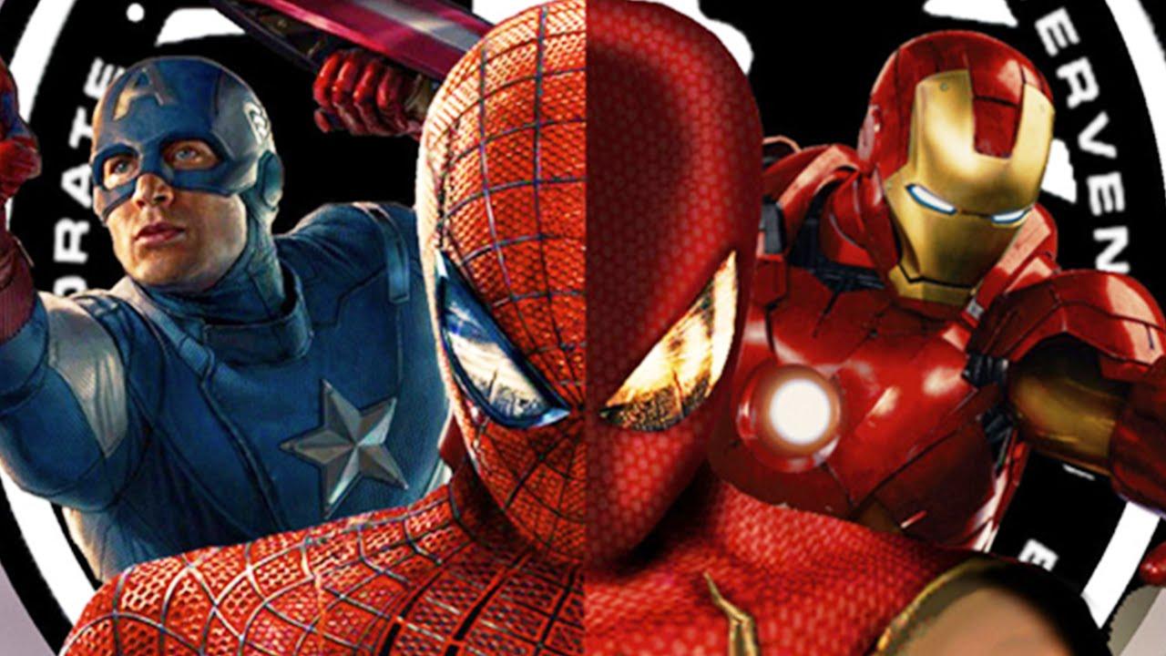 Guerra Civil da Marvel ja tem 11 Heróis confirmados sem contar o ...