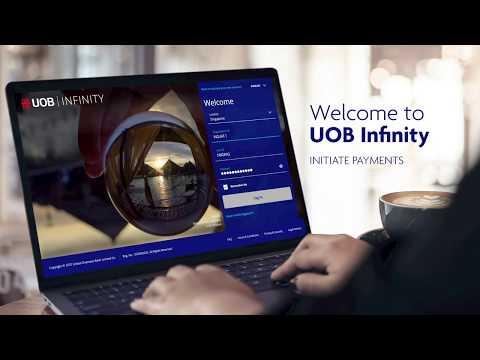 UOB Infinity - Initiate Payments