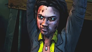 The Walking Dead: Michonne Walkthrough - Ending - Episode 2: Give No Shelter (Alternative Choices)