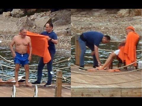 Назарбаев проводит отпуск на роскошной яхте / БАСЕ