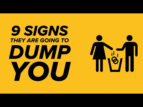 9 SIGNS THEY ARE GOING TO DUMP YOU from YouTube · Duration:  2 minutes 40 seconds