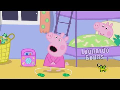 Peppa Pig - Eu vou gozar