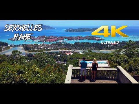 Seychelles Islands - MAHE 2017 [4K/UHD/UltraHD] - DJI Mavic Pro DRONE - SESZELE