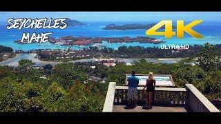 Seychelles Islands - MAHE 2017 [4K/UHD/UltraHD] - DJI Mavic Pro DRONE - Seszele, Seychellen