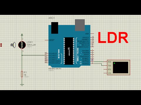 Analog Data Acquisition Using Arduino And Labview