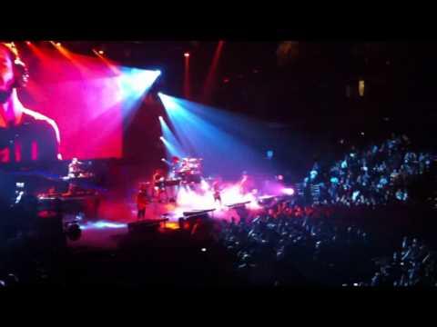 Linkin Park- Auburn Hills, MI Honda Civic Tour (full show) 2012 HD